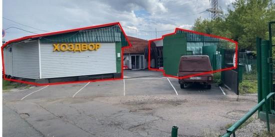 В Конькове Госинспекция по недвижимости выявила незаконный самострой на улице Островитянова