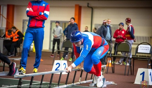 В Москве стартовали соревнования по пожарно-спасательному спорту