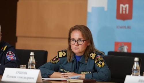 21 сентября состоялась пресс-конференция по подведению итогов работы по обеспечению безопасности людей на водных объектах Москвы в летнем периоде 2021 года