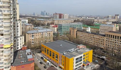 Центр «Самбо-70» в Гагаринском районе ввели в эксплуатацию