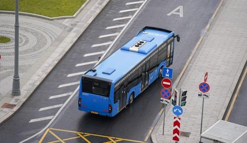 Автобусы и электробусы подготовили к зиме в Котловке