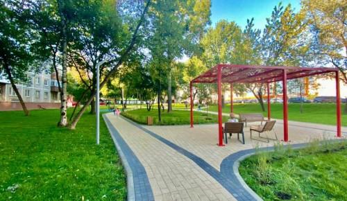 Собянин: по уровню благоустройства Новая Москва догоняет историческую территорию города