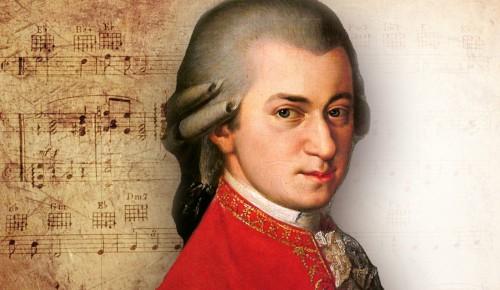 """Культурный центр """"Вдохновение"""" приглашает 1 октября на музыкальную постановку """"Моцарт. Оперные инсталляции"""""""