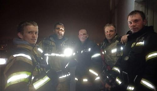 В Северном Бутово потушен пожар