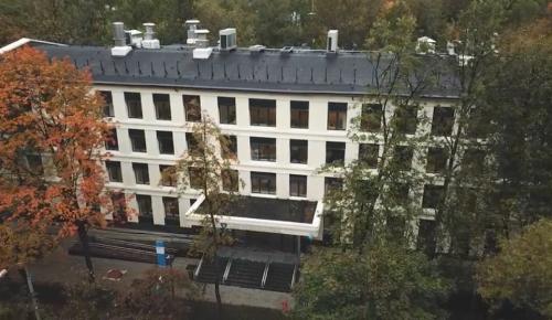 Первый филиал поликлиники №11 в Обручевском районе откроют после капремонта