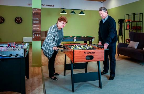 Собянин открыл клубы «Мой социальный центр» сразу в девяти районах Москвы