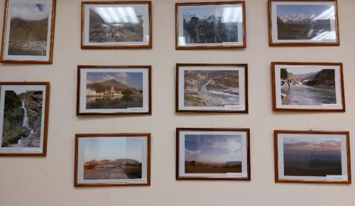 """В библиотеке №185 проходит выставка фотографий """"Индия далекая и близкая"""""""