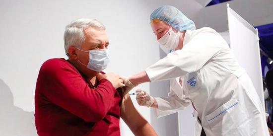 ГУМе открылся центр вакцинации от COVID-19