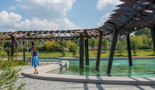 Собянин рассказал о создании комфортной городской среды в жилых районах ЮАО
