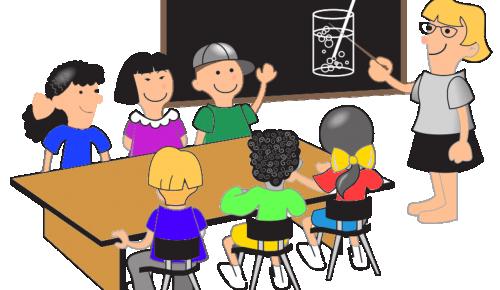 Ученики ДМШ им. Мясковского поздравили учителей с профессиональным праздником