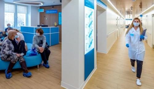 В Академическом районе построят консультативно-диагностический центр и поликлинику