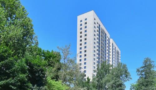 В ЮЗАО ввели в эксплуатацию четыре дома по программе реновации