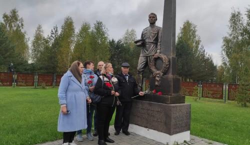 Ветераны Котловки посетили Ржев Тверской области