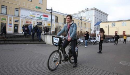 Котловчане смогут арендовать велосипед до конца ноября