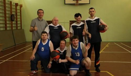 """В социальном доме """"Обручевский"""" идет подготовка к окружным соревнованиям по волейболу"""
