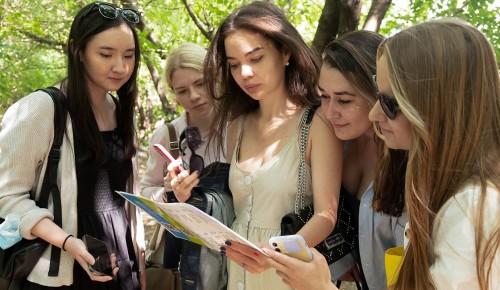 Более 320 волонтерских центров работают на базе образовательных организаций для молодежи