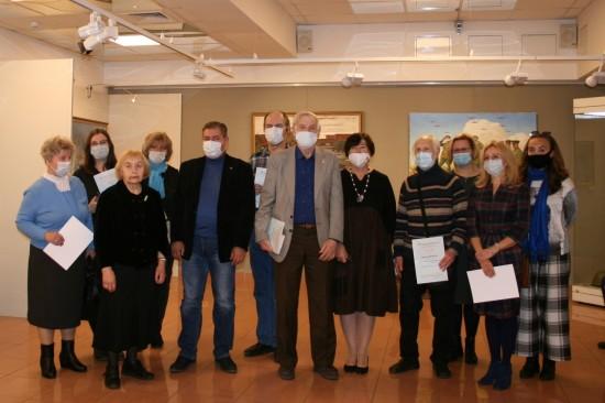 Жителей Академического района приглашают на новую выставку в Музей Героев
