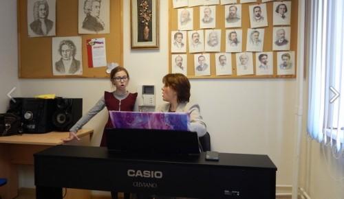 В центре «Орион» прошел мастер-класс от руководителя вокальной студии