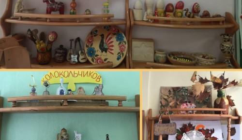 Ученики школы №1212 подготовили семь мини-музеев