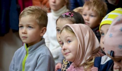 Воспитанники Воскресной школы Великой княгини Московской посетили Донской монастырь