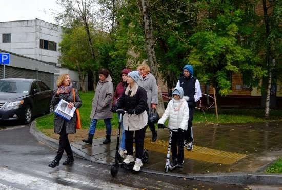Назад в будущее. Во Всемирный день туризма москвичи изучили Академический район