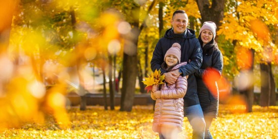 В Воронцовском парке открылась фотовыставка семейных портретов