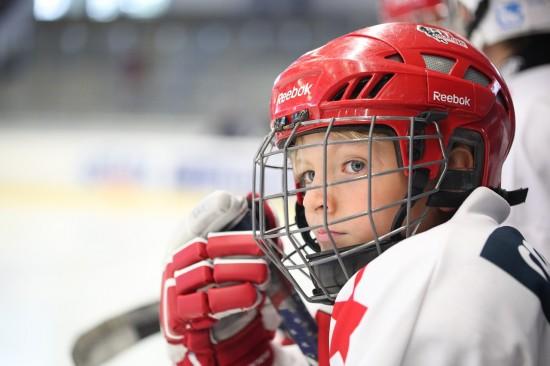 """Юные хоккеисты из школы №1980 зачислены в спортивную школу """"Метеор"""""""