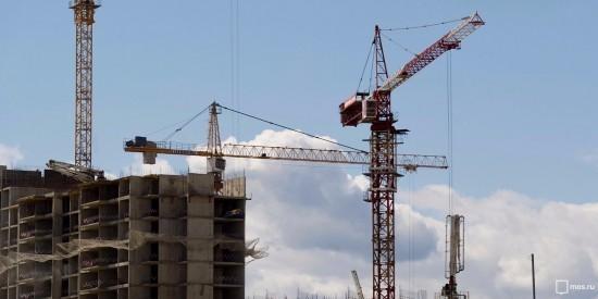 В Обручевском районе проверили строительство жилого комплекса
