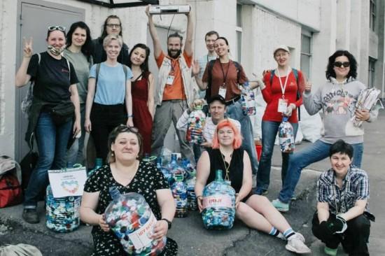 В Ясеневе 17 октября пройдёт акция по сбору вторичного сырья