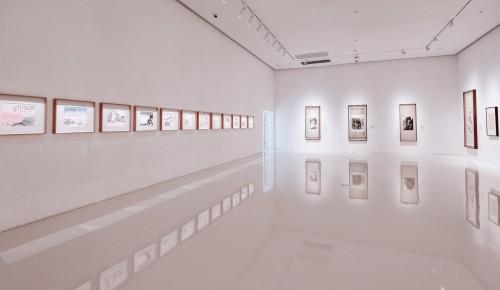 В библиотеке №183 опубликовали видеоотчёт с выставки «Серия Данте»