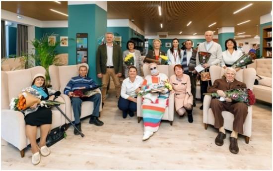 В МСЦ «Ломоносовский» наградили победителей конкурса мемуаристики