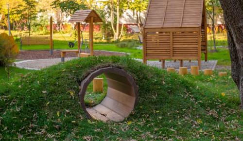 В Москве появились новые дворы, спроектированные с участием горожан