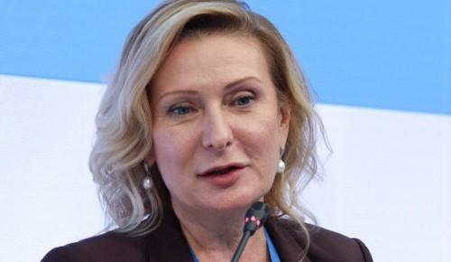 Инна Святенко: Реализация потенциала женщины является инвестицией в развитие страны