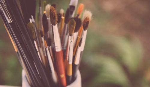 """Детская школа искусств №11 проводит набор в группу """"Онлайн рисование"""""""