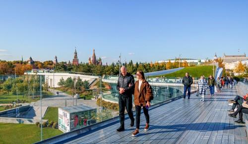 Наталья Сергунина: Открыт прием заявок на конкурс Правительства Москвы для туротрасли