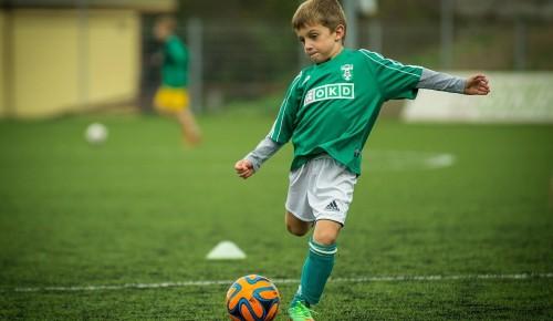 Две команды школы «Москвич» победили в футбольном турнире