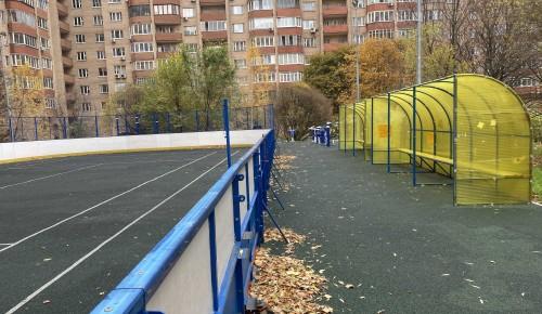 Спорт в каждый двор. Лучшие спортплощадки - в Ясеневе, Черемушках и Бутове