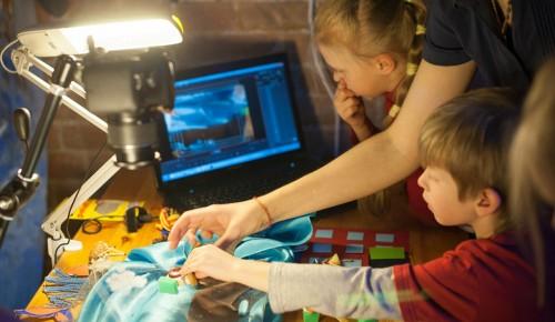Библиотека №169 проведет 23 октября интерактивную программу к международному Дню анимации
