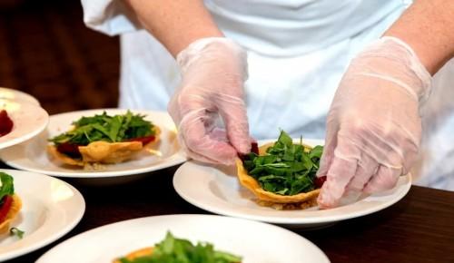 Форум передовых технологий в приготовлении и доставке еды «FoodTech: еда настоящего» пройдёт в столице