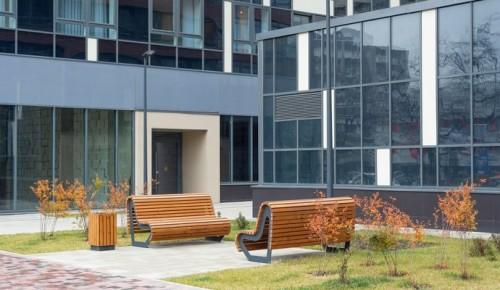 В Котловке ввели в эксплуатацию новое офисное здание