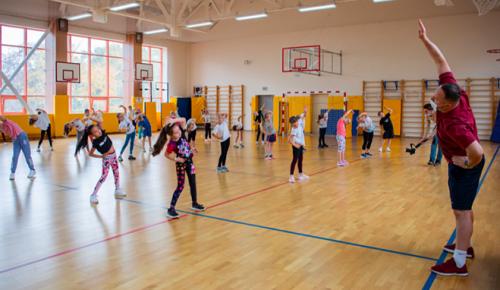 В МЭШ стала доступна информация о физкультурной группе здоровья ребенка