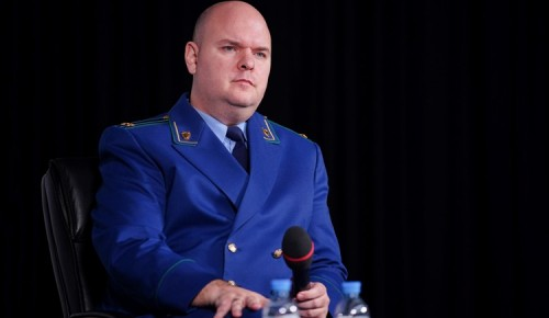 Первый заместитель Черемушкинского межрайонного прокурора провел лекцию в Московском финансово-юридическом университете