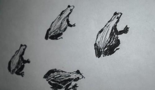 Библиотека Барто приглашает на выставку «Зарисовки из летних альбомов»