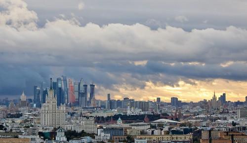 Собянин объяснил причины введения нерабочих дней в Москве