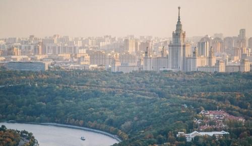 Российская столица стала лауреатом европейского этапа World Travel Awards в двух номинациях