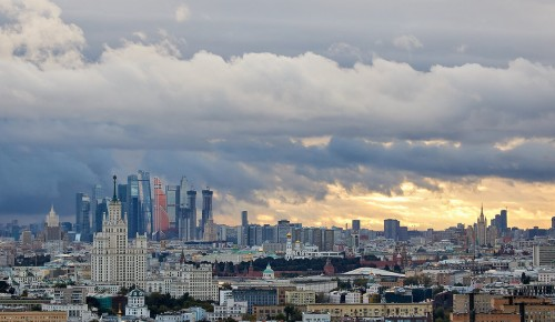 Собянин объяснил необходимость введения нерабочих дней в Москве