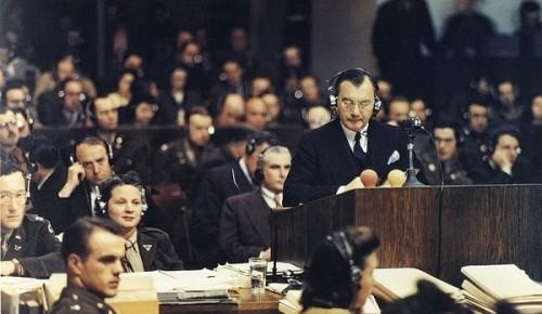 Московский дворец пионеров приглашает на онлайн-просмотр третьего фильма из цикла «Уроки Нюрнберга» 26 октября