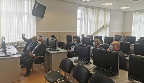 В Губкинском университете рассказали о визите главы департамента обучения и развития Министерства нефти Ирака